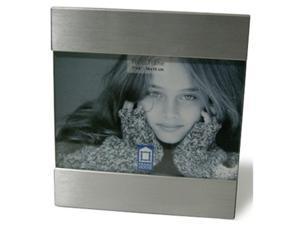 Ruda Overseas 402 Brushed Metal Frame 5x7