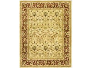 Safavieh PL819D-220 2 ft. 6 in. x 20 ft. Runner Persian Legend Ivory & Rust Traditional Rug