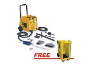 Dent Fix Equipment  DTF-DF-505C Maxi Multiple Pull Dent Station With Rolling Stand