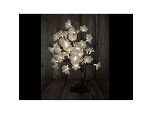 Fortune Products FOPET-48DW Fiber Optic Flare Petal Tree