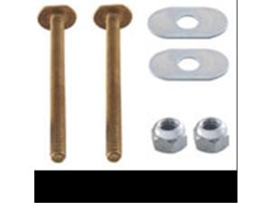 Ldr Industries 503 3110 2.25 in. Toilet Bowl To Floor Bolt Set