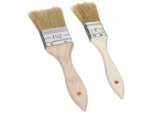 World Kitchen 1094928 2 Piece Assorted Wood Basting Brush Set