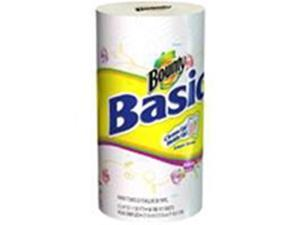 Procter & Gamble 84683 11 x 10.4 In. Basic Paper Towels, White