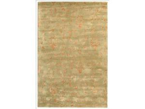 Safavieh SOH418D-10 9 ft. 6 in. x 13 ft. 6 in. Large Rectangle Contemporary Soho Beige & Rust Hand Tufted Rug