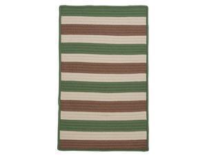 Stripe It- Moss-stone 8' square