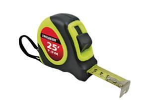 Toolbasix 26-7.5X25-G Tape Rule Neon Green 25 Ft. x 1 In.