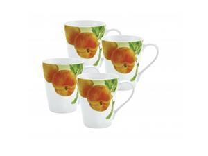 Paula Deen 58194 4-Pack, 11-Ounce Mugs