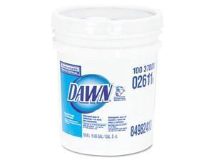 Procter & Gamble 02611 Dishwashing Liquid, Original Scent, 5 Gal. Pail, 1-Carton