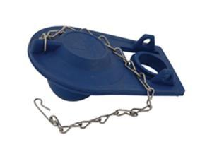 Plumb Pak PP23646 Toilet Flapper With Chain & Hook
