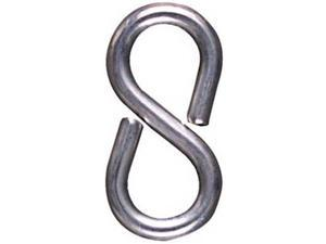 Stanley N121-392 No. 812 1.12 in. Closed S Hook - 6 Pack