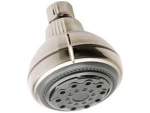 Plumb Pak PP828-50BN Showerhead 5 Function Brushed Nickel