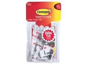 3M 17067-VP Command Small Wire Hook Value Pack