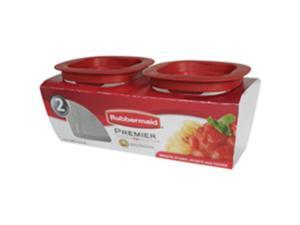 Rubbermaid 1783066 .5C 118 Ml Food Container, Red 2