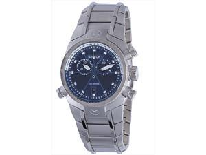 Sector R3271695135 Mens Blue Dial Watch