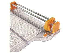 Fiskars Manufacturing 1005801002 ProCision Bypass Rotary Trimmer, 20 Sheets - 13 x 19 in.