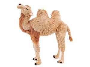 Fiesta A04762 40 in. Standing Camel -Bactrian Two-Hump
