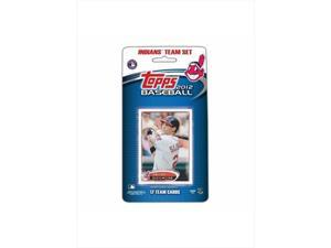Topps 2012 Topps MLB Team Sets - Cleveland Indians