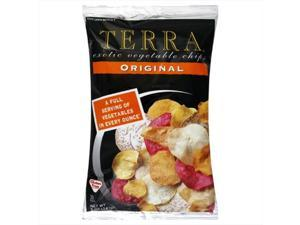TERRA CHIPS CHIP EXOT VEGGIE ORGNL-5 OZ -Pack of 12