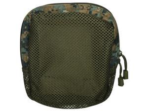 Fox Outdoor 56-173 Mesh Organizer Pouch, Digital Woodland