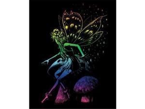 Royal & Langnickel RAIN22 Engraving Art Set Rainbow Fairy Princess