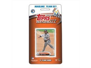 Topps 2012 Topps MLB Team Sets - Miami Marlins
