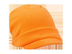 Outdoor Cap R0119 Lightweight Fleece Radar Cap, Blaze Orange OSFM