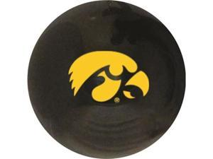 Very Cool Stuff VCSBLK04UI 4 in. University Of Iowa Stainless Steel Globe