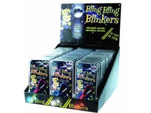 Petsport 066078 Bling Bling Blinker Display Assorted - 36 Piece
