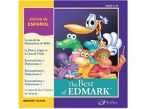 Houghton Mifflin 1038881 Best of Edmark French CD