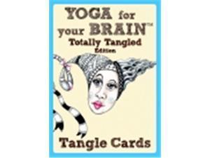 Design Originals Yoga Your Brain Totally Tangled Book