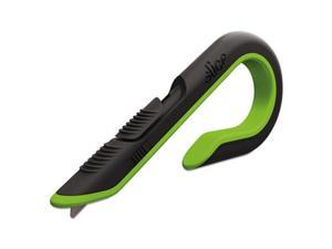 Quality Park Products 46908 Green & Black Slice Cutters Ceramic Blade - No. S3, 1.25 x 6.75 in.