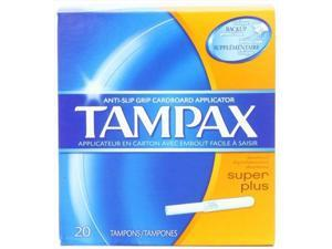 Tampax Tampons - Super Plus Absorbency, 20 Count
