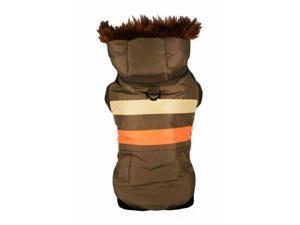 Hip Doggie HD-5OUSV2-S Small Olive Urban Ski Vest version 2