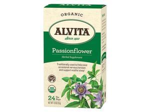Alvita Tea BG10184 Alvita Passionflower - 1x24BAG