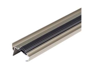 M-D Building Products 25714 Door Shoe 1- .75 48 In. Satin Nickel