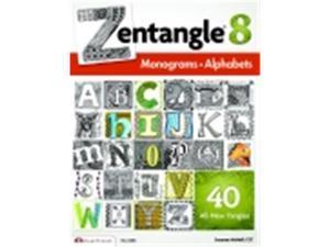 Design Originals Zentangle 8 Book, 16 Pages