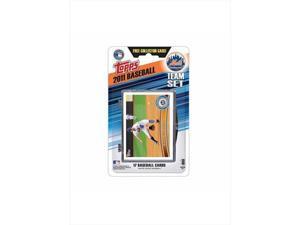 Topps 2011 MLB Team Set - New York Mets