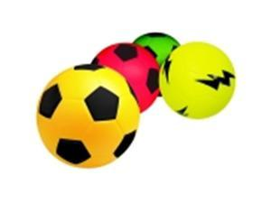 Poof-Slinky 7.5 in. Size 3 Soccerball - Red