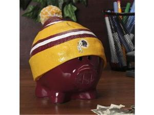 Washington Redskins Piggy Bank - Large With Hat
