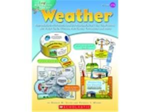 Scholastic Easy Make And Learn Projects Book, Weather Paperback Book, Grade 2-3, 80 Pages
