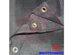 Mighty Products AMN-MS70-B1010 10 x 10 ft. - 70 Percent Shade Mesh, Shade Net, Shade Cloth, Shade Tarp