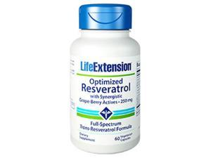 Life Extension 1430 Optimized Resveratrol