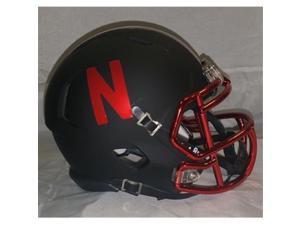 Nebraska Cornhuskers Speed Authentic Helmet - 2015 Alternate