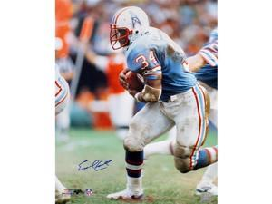 TRISTAR Earl Campbell Autographed Houston Oilers 16x20 Photo