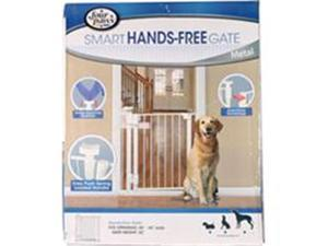 Four Paws Products 436173 Hands-Free Metal Gate
