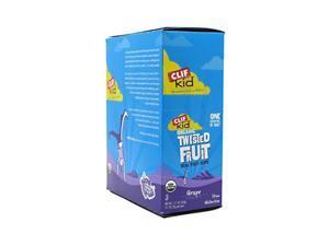 Clif Bar 482513 Clif Bar Kid Zfruit - Organic Grape - Case of 18 - .7 oz