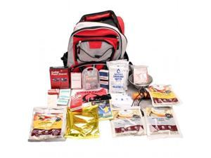 Wise 01-621GSG RED 5 Day Survival Back Pack, Red