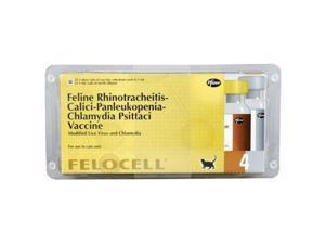 Zoetis 007PFZ03-1 Felocell 4