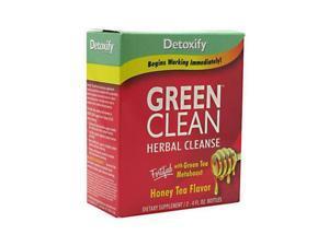 Detoxify 550657 Detoxify Green Clean Concentrate - 8 oz