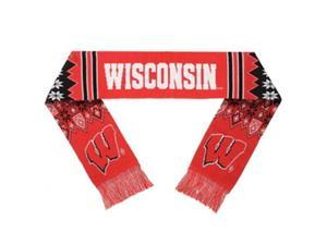 Wisconsin Badgers Lodge Scarf